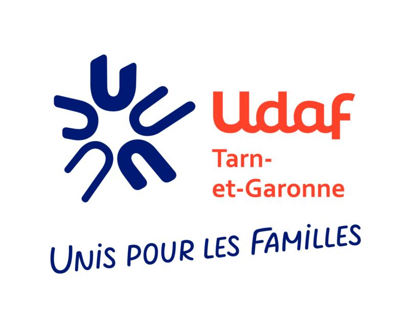 Logo UDAF service aide aux familles à Montauban en Tarn-et-Garonne 82